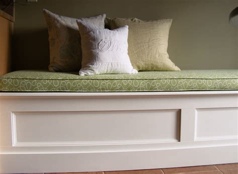Kitchen Bay Window Seating Ideas - the attractive kitchen bench cushions home and textiles