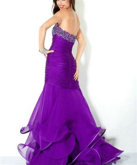 cheap long purple prom dresses fashion belief