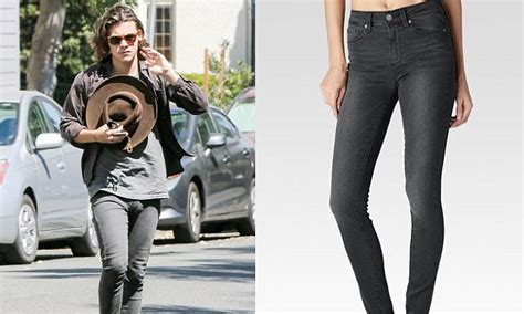 Harry Styles 'wears Women's Jeans' Because He 'prefers The