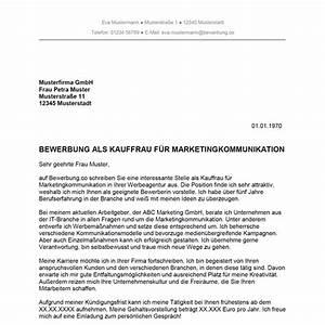 Kaufmann Für Marketingkommunikation Ausbildung : bewerbung als kaufmann f r marketingkommunikation kauffrau f r marketingkommunikation ~ Eleganceandgraceweddings.com Haus und Dekorationen