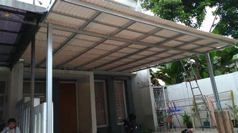 jual kanopi baja ringan atap alderon rs single layer