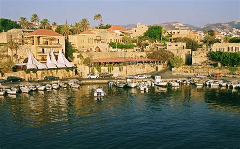 Byblos was the ancient Phoenician port city of Gebal ...