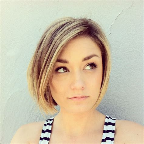 chin length stacked bob hairstyles hairstyle 2013