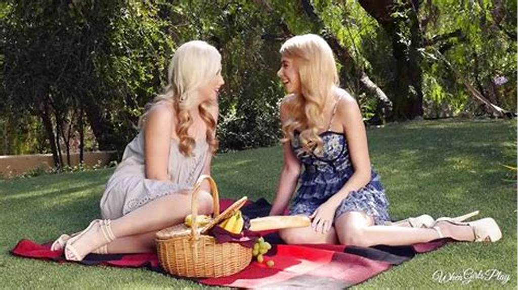 #Pussy #Love #And #Picnics #With #Penelope #Lynn #And #Samantha
