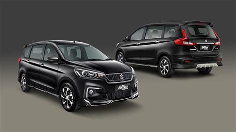 2019 Suzuki Ertiga by 2019 Suzuki Ertiga Sport Specs Features Photos