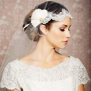 19 Fabulous Bridal Hairstyles With Veils And Hairpieces