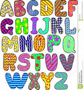 colorful alphabet royalty free stock image image 26620626 With alphabet photo letters