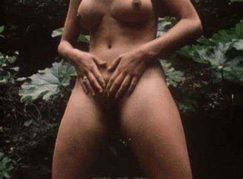 Check Out Desiree Cousteaus Boobs In The Forest