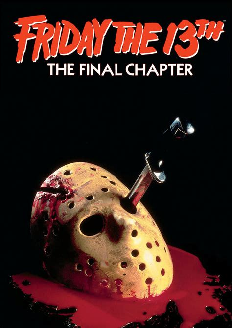 Part 4 Poster Friday The 13th That Was A Bit Mental