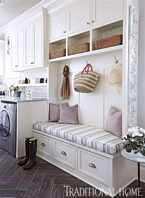Vision For The Kitchen {a Mudroom Entrance}  The Inspired