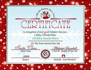 letter santa elfi give your child an unforgettable With santa letter and certificate