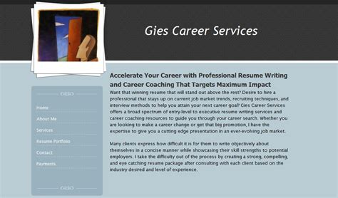 curious top resume writing service review of giescareerservices com
