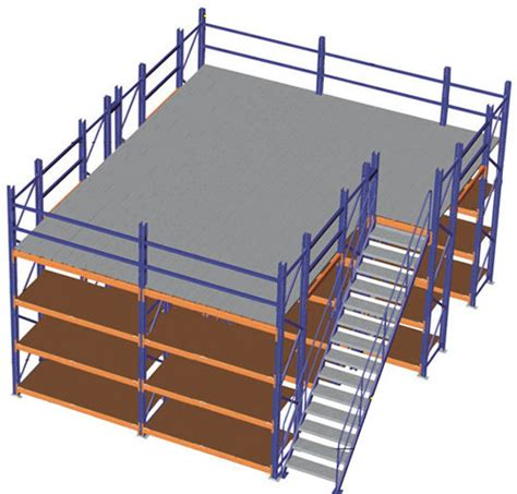 steel structure platform staircase sell steel structure