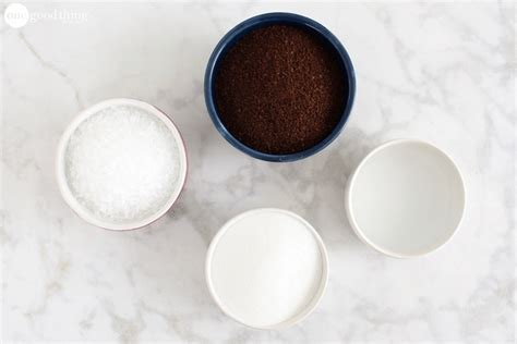 Once you've brewed coffee in your french press, it's time to dispose of the grounds. How To Clean Your Garbage Disposal With Coffee Grounds - One Good Thing by Jillee