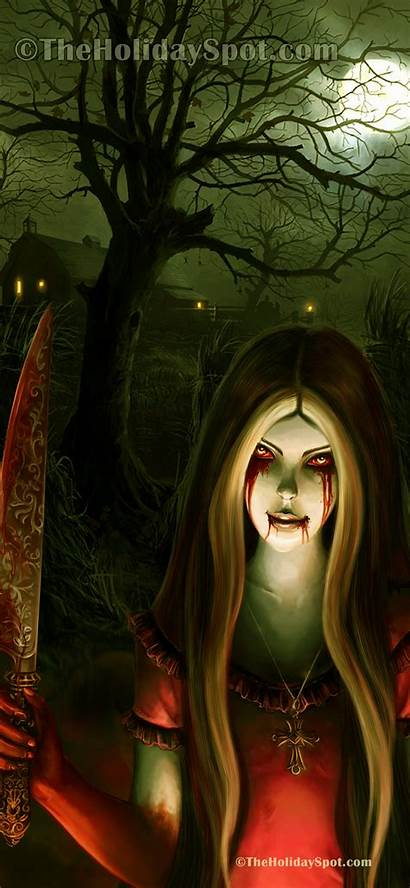 Halloween Wallpapers Iphone Screensavers Witch Background Witches