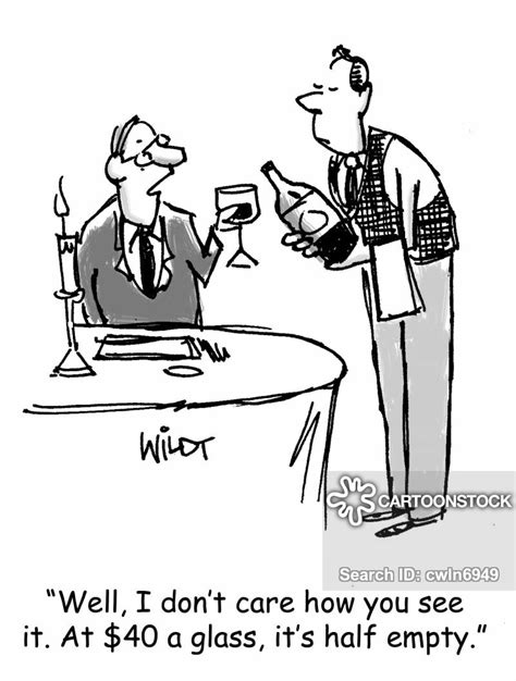 Wine Price Cartoons and Comics - funny pictures from