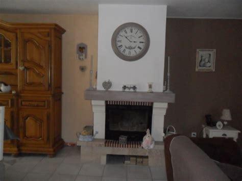 cuisine peinte en gris ma cheminée 12 photos valou62138