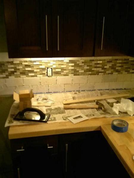 how to do a kitchen backsplash do it yourself kitchen backsplash bukit