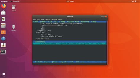 mutt email linux ubuntu clients agent customizable highly interesting such having features many