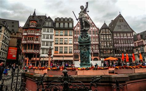 What To Do In Frankfurt Germany Travel Leisure