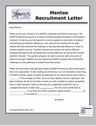 SMARTSBoston Mentor And Mentee Recruitment Letters QB Family Letters Of Recruitment TY Edmond Longines Hong Kong Masters 2015 Volunteer Recruitment QB Family Letters Of Recruitment TY Edmond