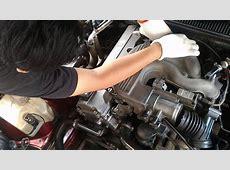 Upper Intake Manifold removal, BMW E36M43 YouTube