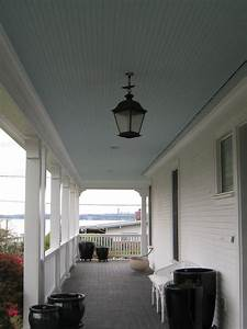 Sherwin Williams Atmospheric 6505 Paint Blue Porch