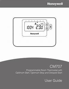 Honeywell Cm707 User Manual Pdf Download