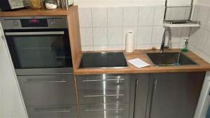 Ikea Küche Alt : ikea edelstahl k che in bonn k chenzeilen anbauk chen kaufen und verkaufen ber private ~ Frokenaadalensverden.com Haus und Dekorationen