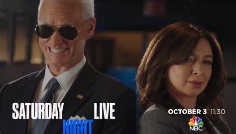SNL Drops First Look at Jim Carrey, Maya Rudolph as Biden ...