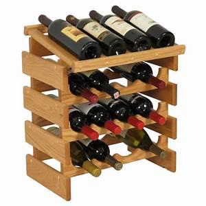 16, Bottle, Wine, Display, Rack, In, Wine, Racks