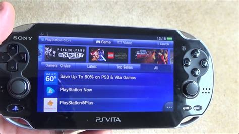 Ps Vita How To Get The Free Monthly Playstation Plus