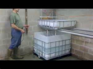 Homemade Aquaponic System
