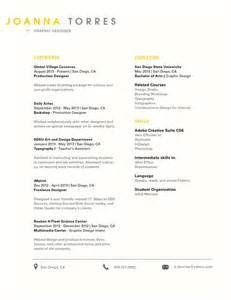 Simple Clean Resume Design