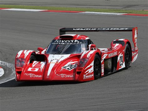 1998 Toyota Gt-one Ts020 Race Racing Supercar Supercars G