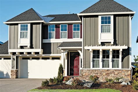 homework paint your home s exterior with curb appeal in