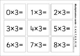 multiplication tables printable multiplication flash cards 3 4 6 7 8 9 11 and 12 times tables sb10190 sparklebox