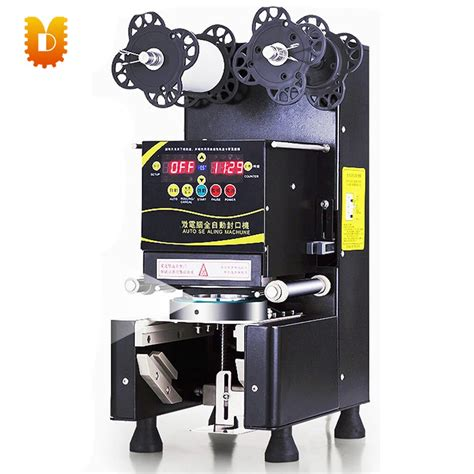 cm automatic cup sealing machine juice cup sealing machine  food processors  home