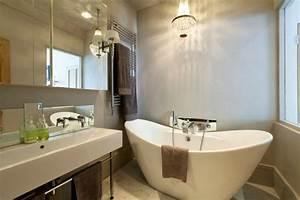 Kronleuchter Für Badezimmer : badezimmer ohne fliesen bilder ~ Markanthonyermac.com Haus und Dekorationen