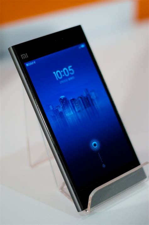xiaomi mi3 mobile mobile geeks report xiaomi small rice with the