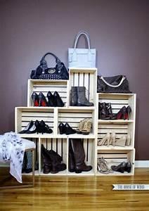 Schuhe Platzsparend Aufbewahren : 25 best ideas about schrank schuhablage auf pinterest kleiderschrank aufbewahrung ~ Sanjose-hotels-ca.com Haus und Dekorationen