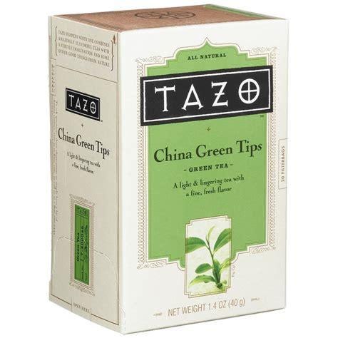 Tazo China Green Tips Tea Lady