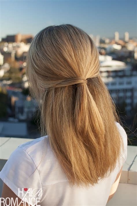 Hairstyles For Hair For by Half Up Hairstyle Inspiration Hair