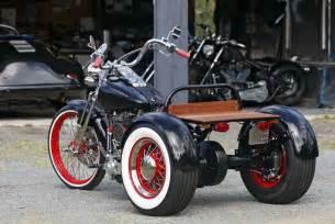 Old School Bobber Trike