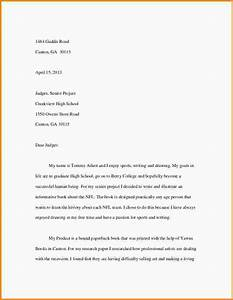 7 letter to judge mac resume template With letter to a judge template