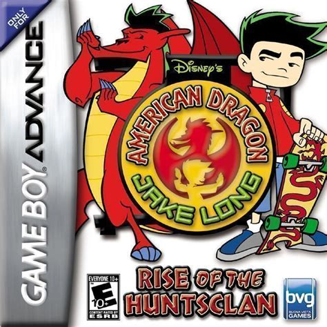 Rise Of The Huntsclan Gba