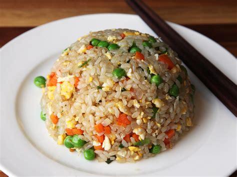 rice cuisine fried rice recipe dishmaps