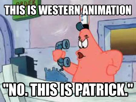 Meme This - no this is patrick meme memes