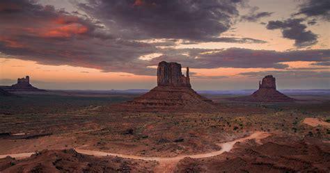Arizona Utah Monument Valley 4k Ultra Hd Wallpaper » High