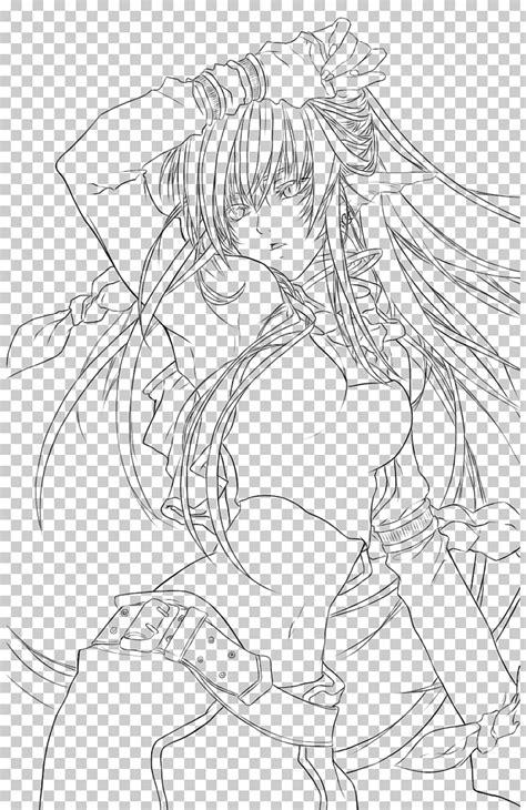 png girl anime coloring  girl anime coloringpng transparent images  pngio